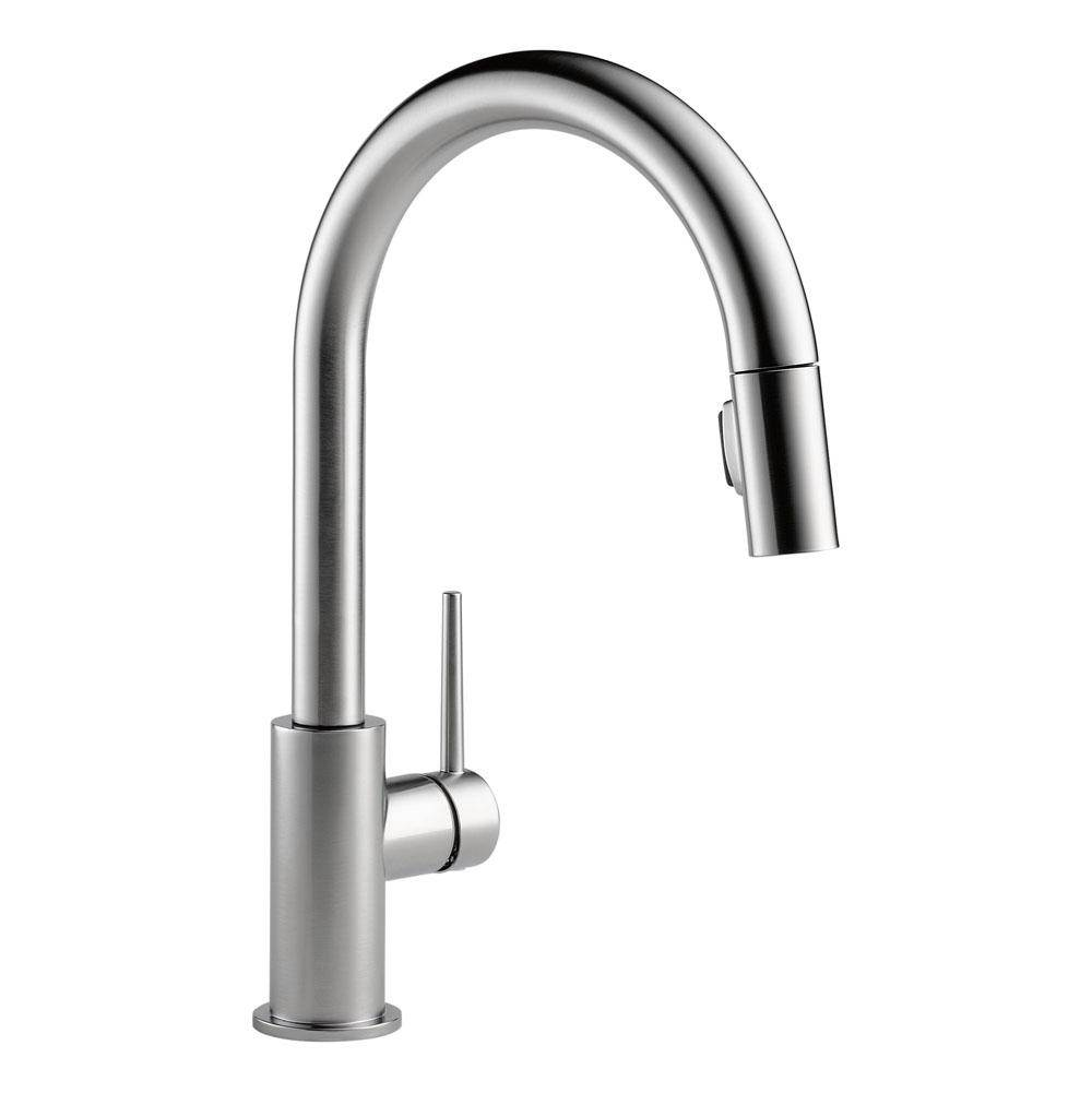 Delta Canada Single Hole Kitchen Faucets item 9159-AR-DST