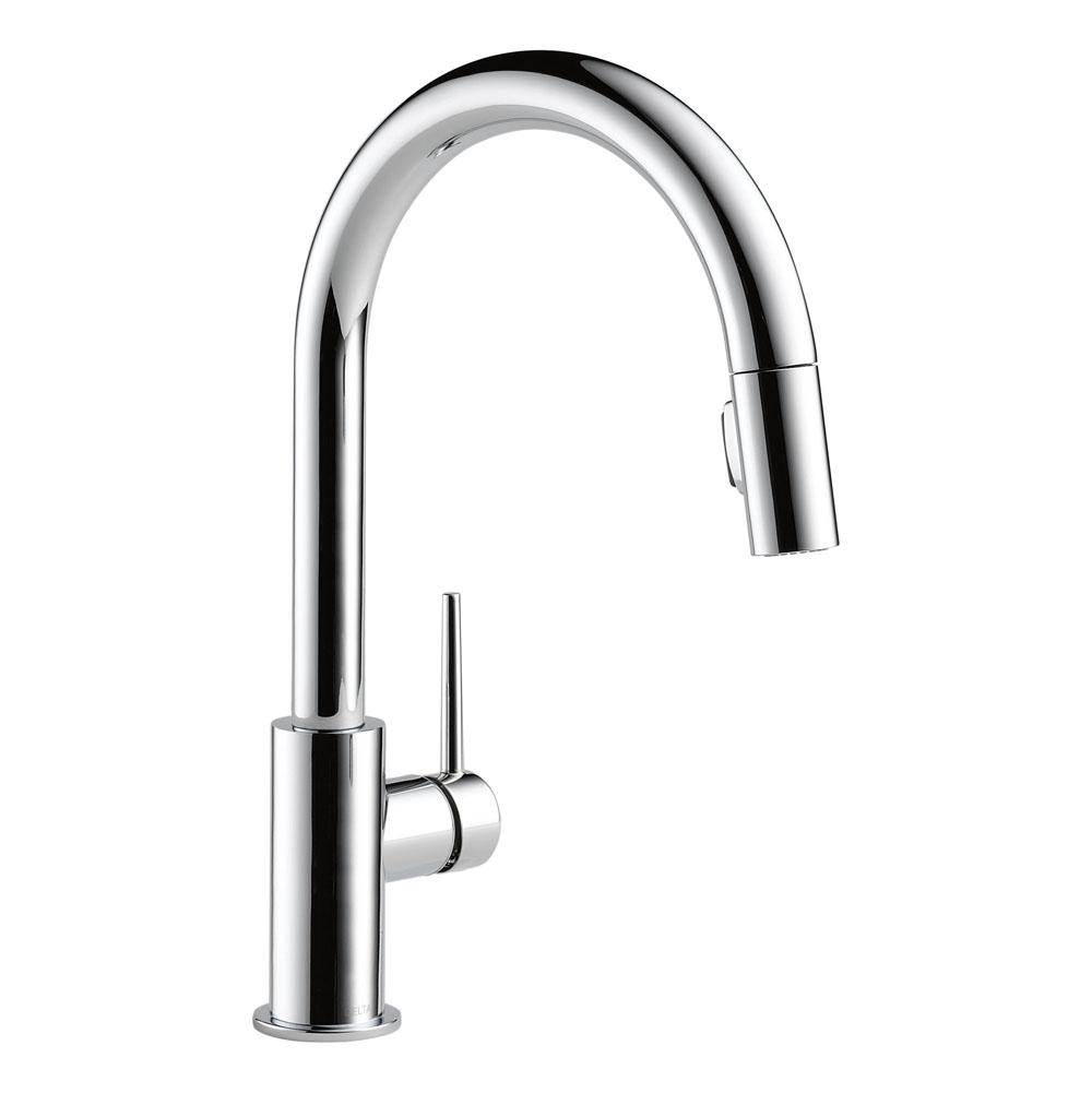 Delta Canada Single Hole Kitchen Faucets item 9159-DST