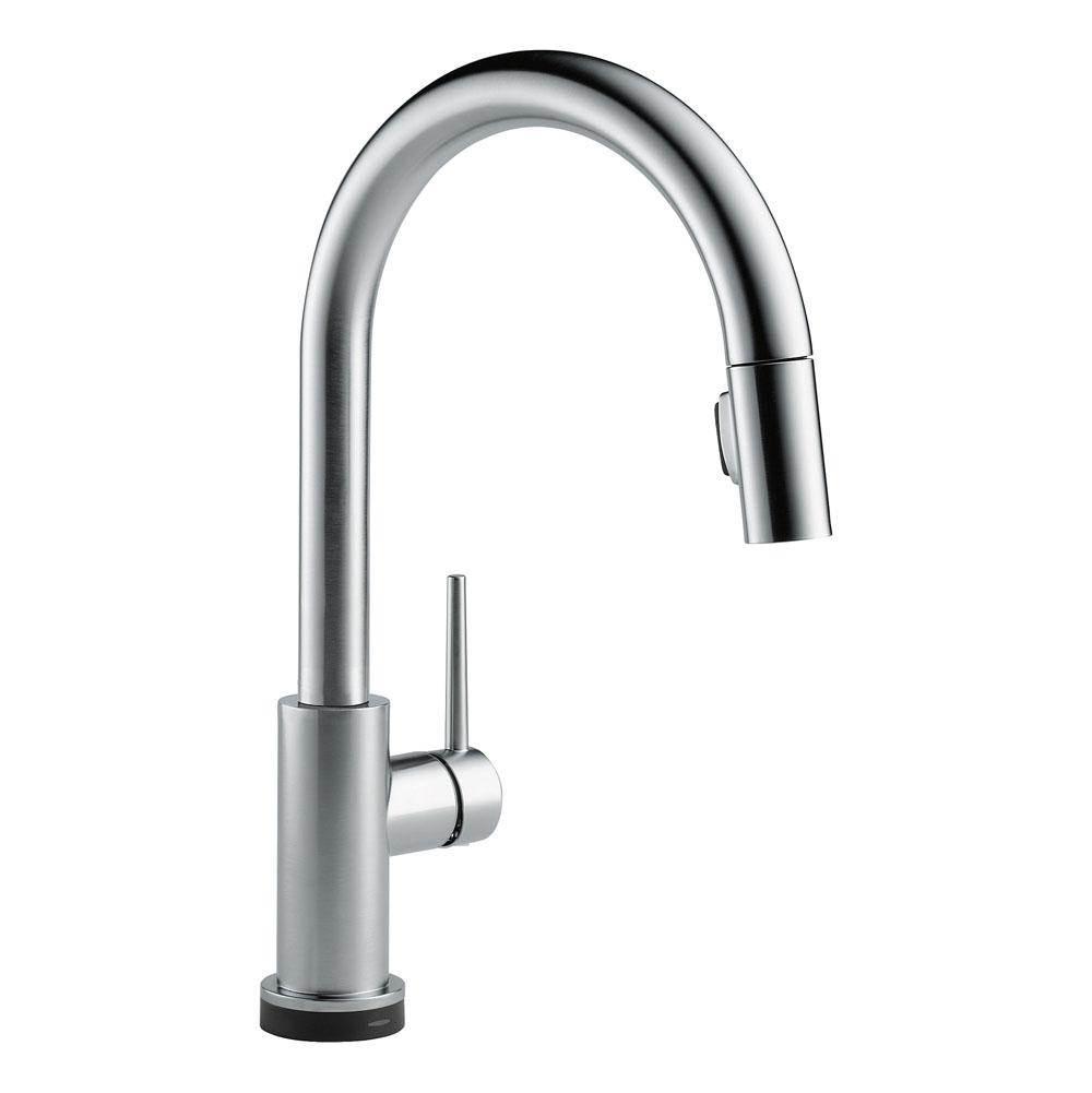 Delta Kitchen Faucets Canada Delta Canada 9159t Ar Dst At Bathworks Showrooms Single Hole