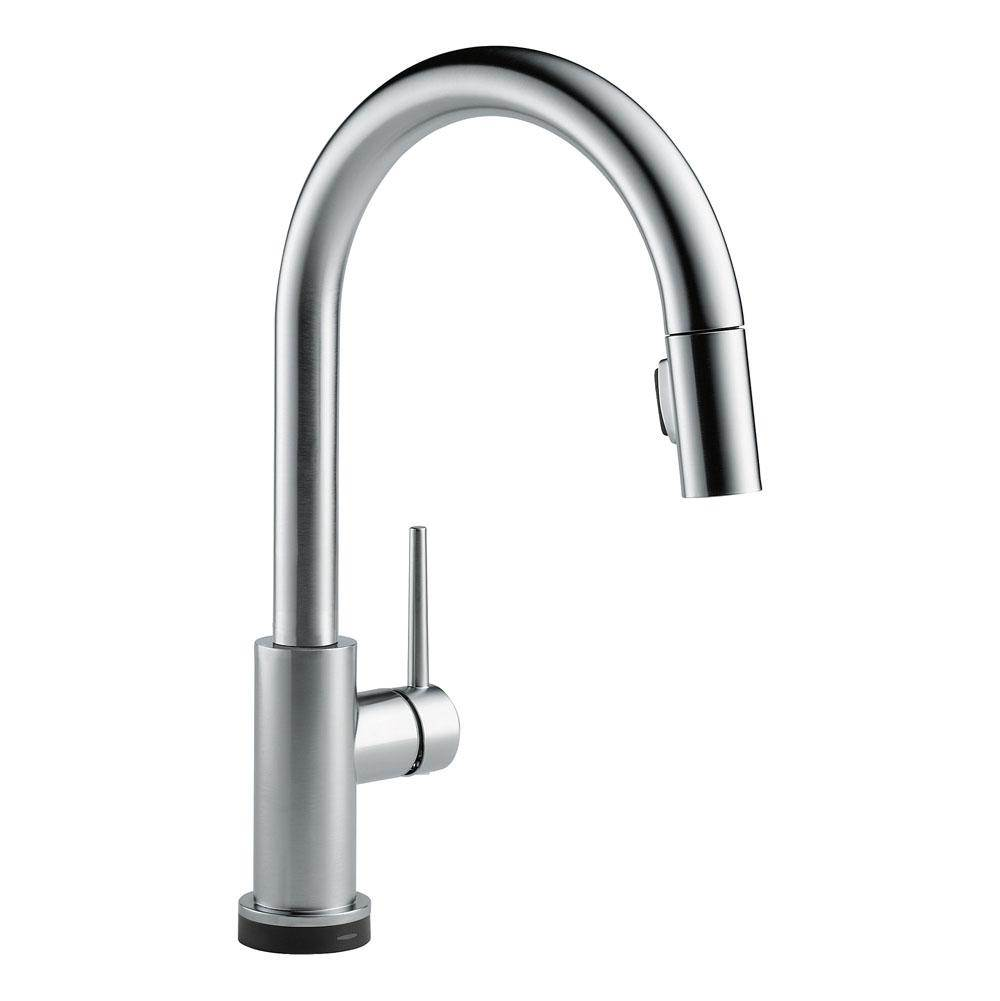 Delta Canada Single Hole Kitchen Faucets item 9159T-AR-DST