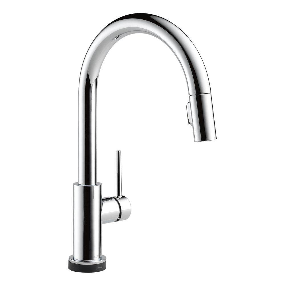 Delta Canada Single Hole Kitchen Faucets item 9159T-DST