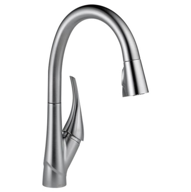 Delta Canada Single Hole Kitchen Faucets item 9181-AR-DST