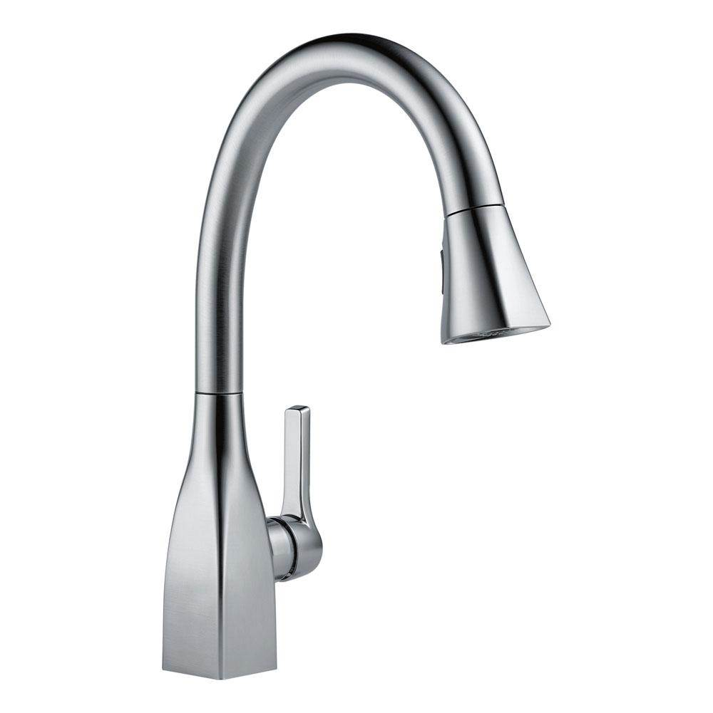 Delta Canada Single Hole Kitchen Faucets item 9183-AR-DST