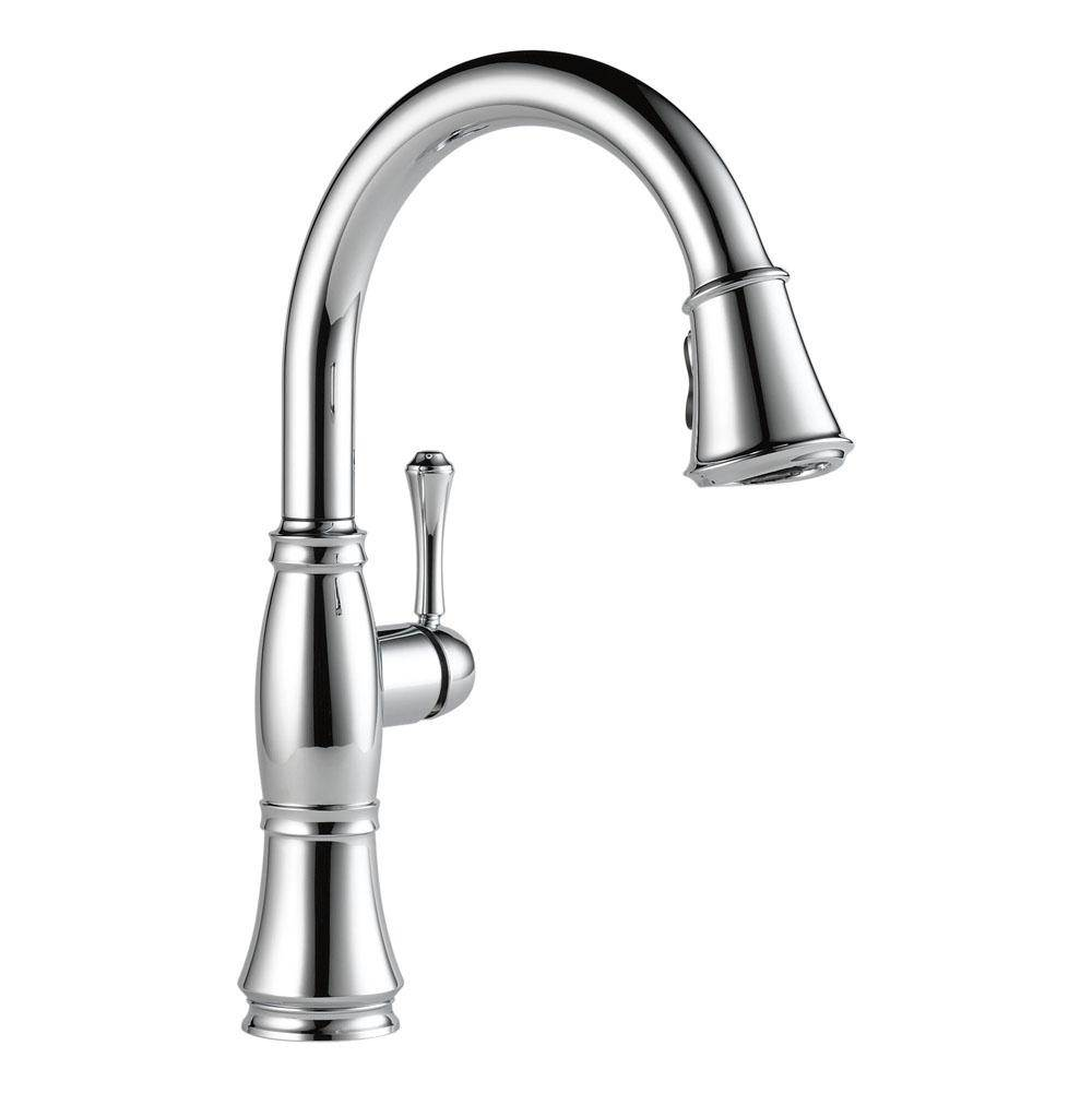 Delta Canada Single Hole Kitchen Faucets item 9197-DST