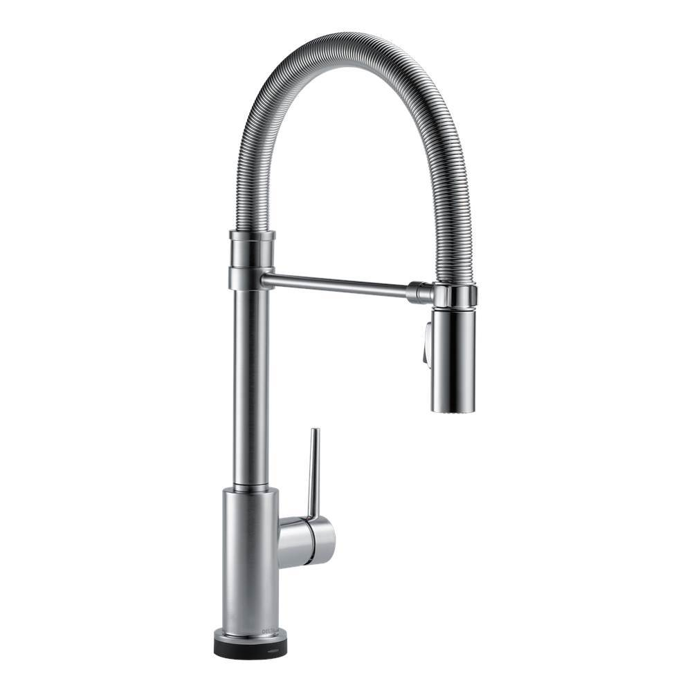 Delta Canada Single Hole Kitchen Faucets item 9659T-AR-DST