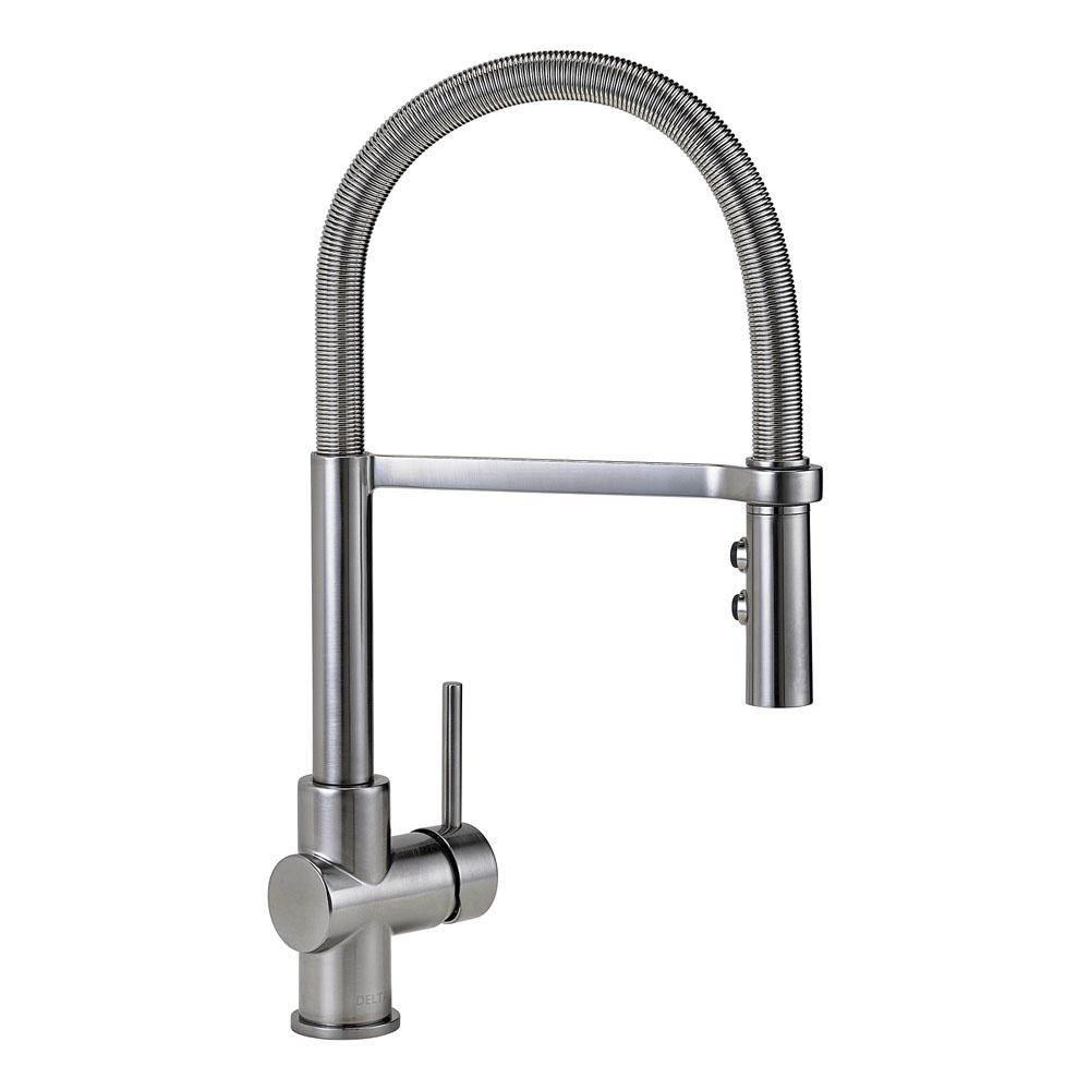 Delta Canada Single Hole Kitchen Faucets item 987LF-AR