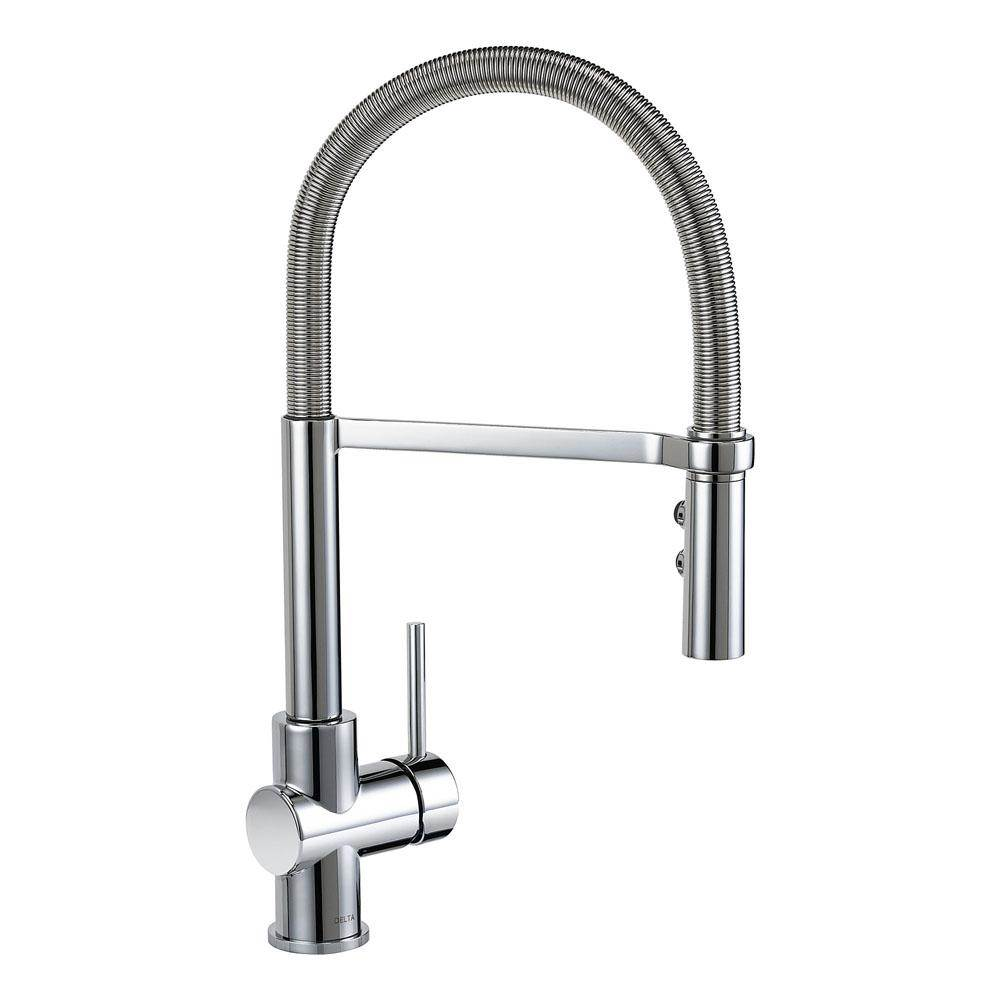 Delta Canada Single Hole Kitchen Faucets item 987LF