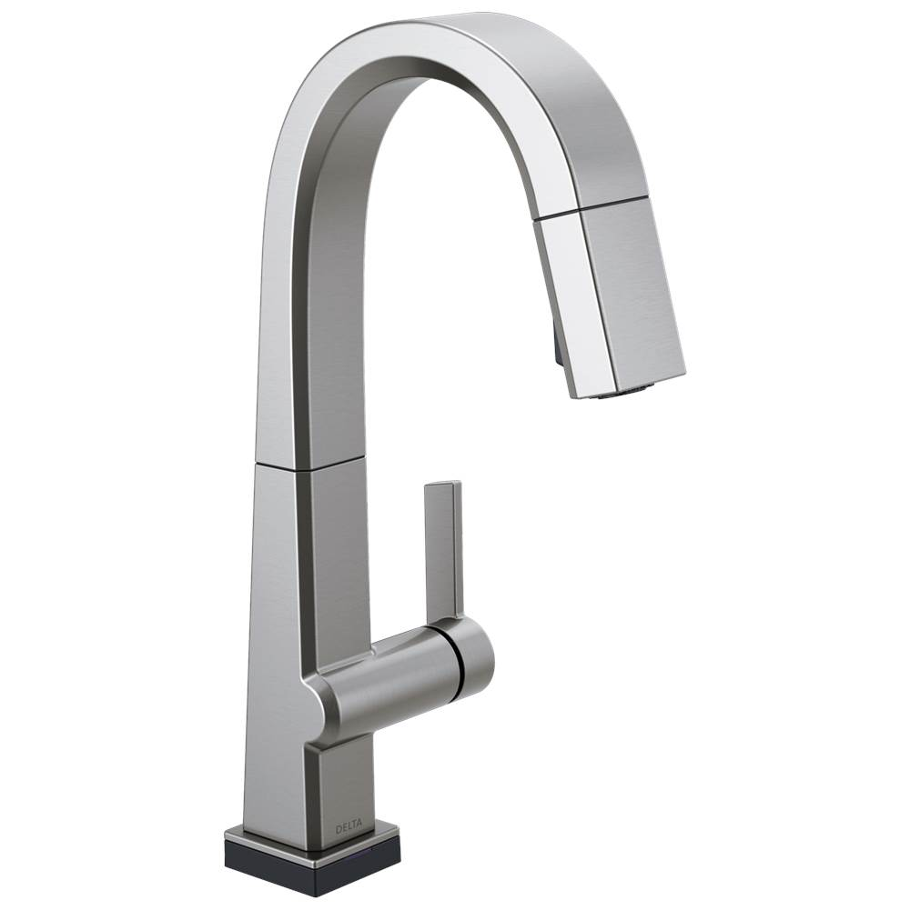 Delta Canada Retractable Faucets Kitchen Faucets item 9993T-AR-DST