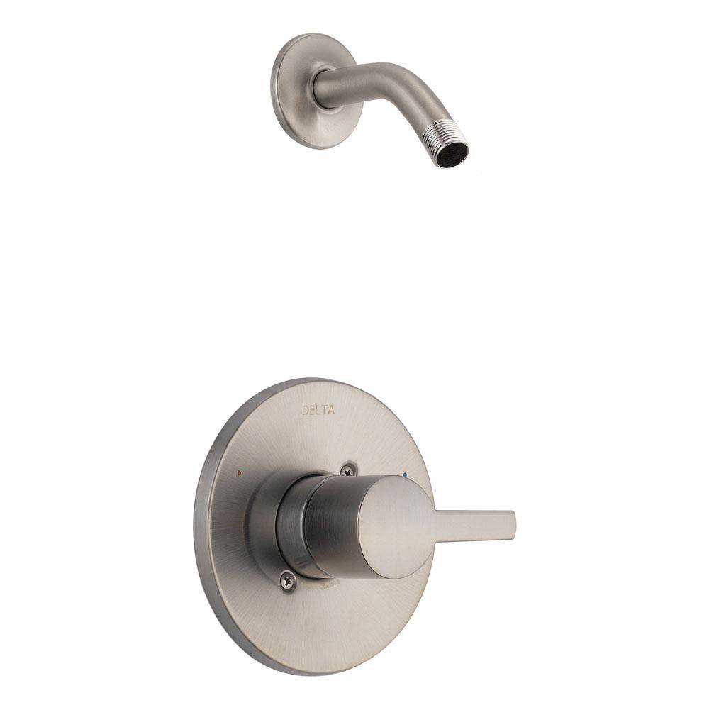 Delta Canada  Shower Only Faucets With Head item T14261-SSLHD