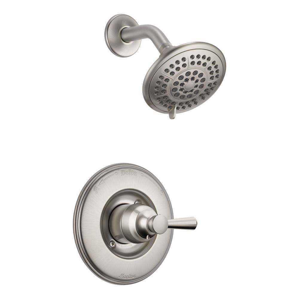 Delta Canada  Shower Only Faucets With Head item T14293-SS