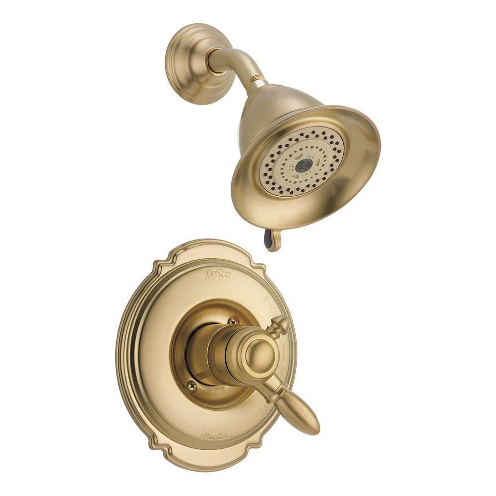 Delta Canada Shower Only Faucets With Head Bronze Tones Bathworks Showrooms