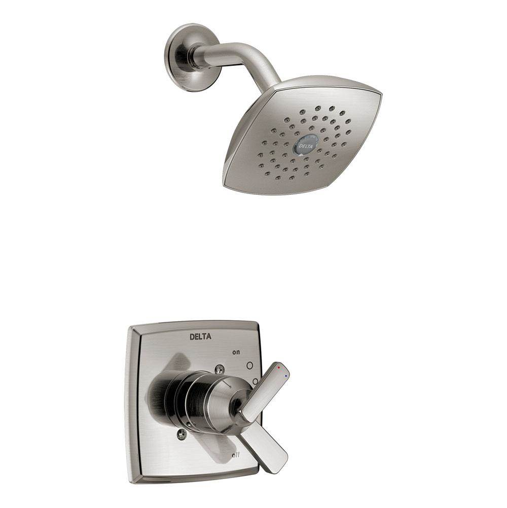 Delta Canada  Shower Only Faucets With Head item T17264-SS