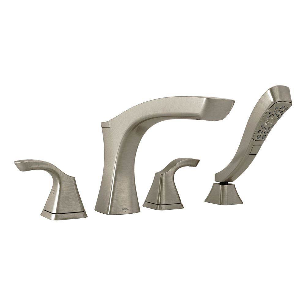 Delta Canada Deck Mount Tub Fillers item T4752-SS