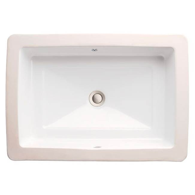 DXV Undermount Bathroom Sinks item D20140000.415