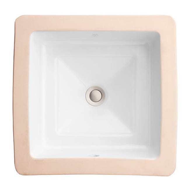 DXV Undermount Bathroom Sinks item D20130000.415