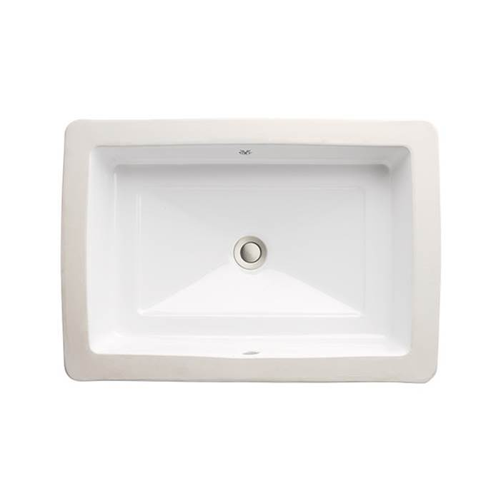 DXV Undermount Bathroom Sinks item D20050000.415