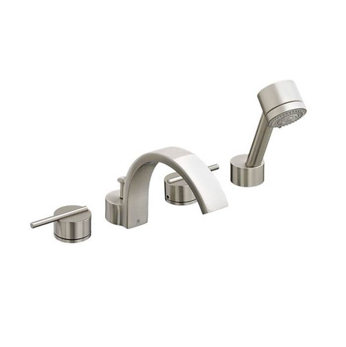 DXV Deck Mount Roman Tub Faucets With Hand Showers item D35100900.144
