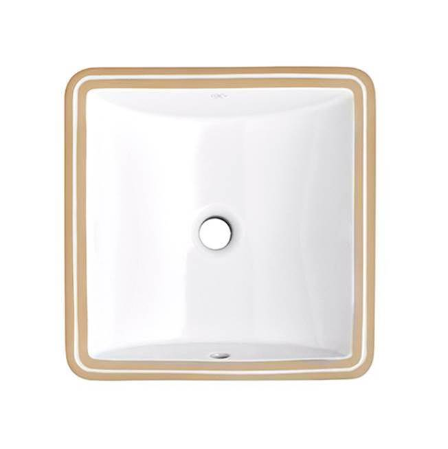 DXV Undermount Bathroom Sinks item D00426000.415