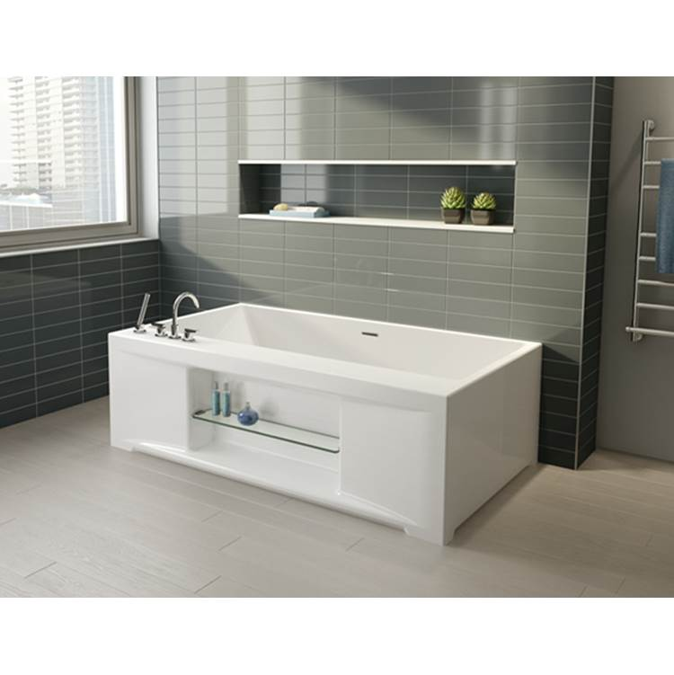 Fleurco Canada Free Standing Soaking Tubs item BSO6039-18