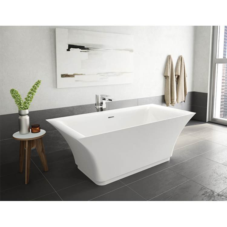 Fleurco Canada Free Standing Soaking Tubs item BBR6631-18