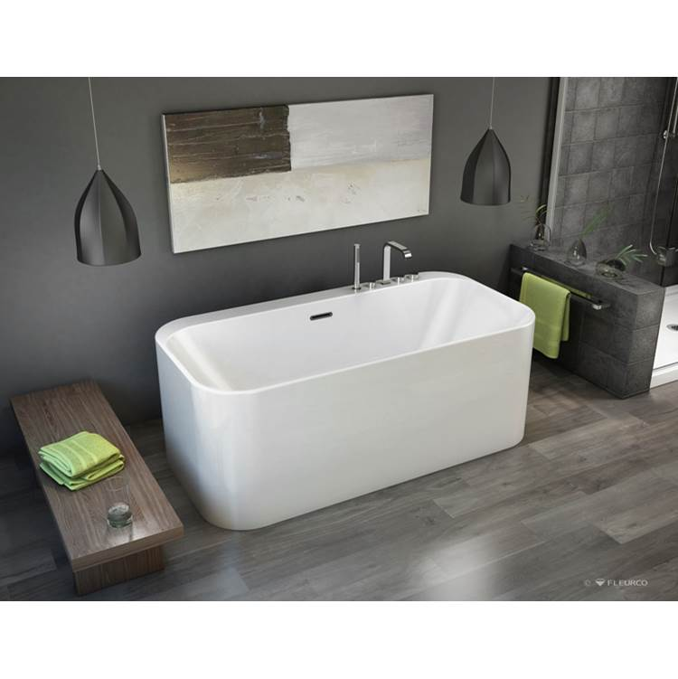 Fleurco Canada Free Standing Soaking Tubs item BCE6331-18
