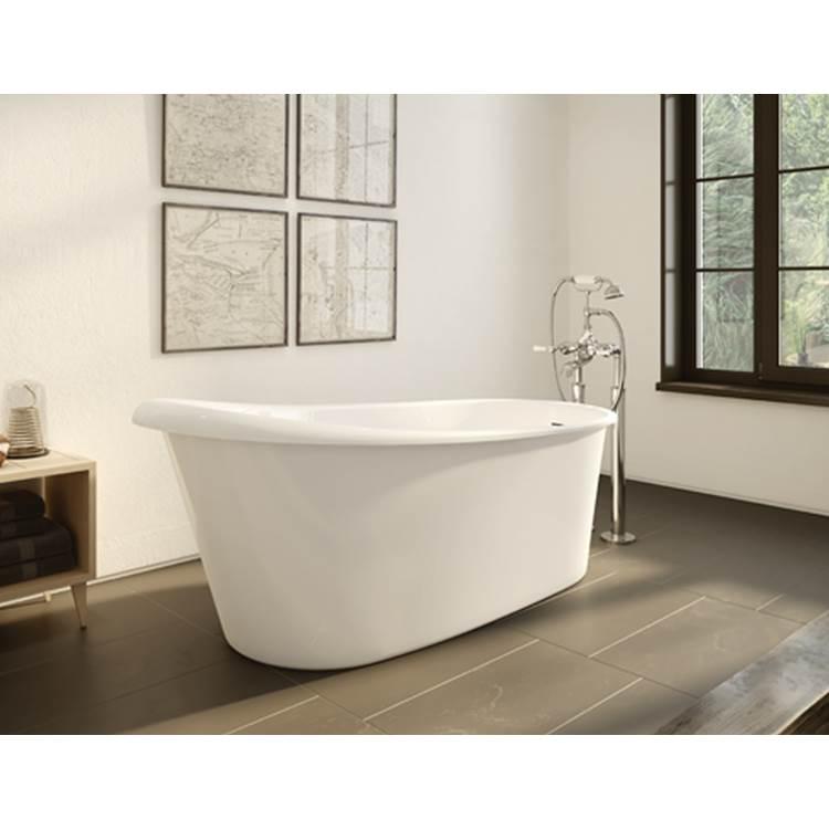 fleurco canada bathroom soaking tubs aria   bathworks showrooms