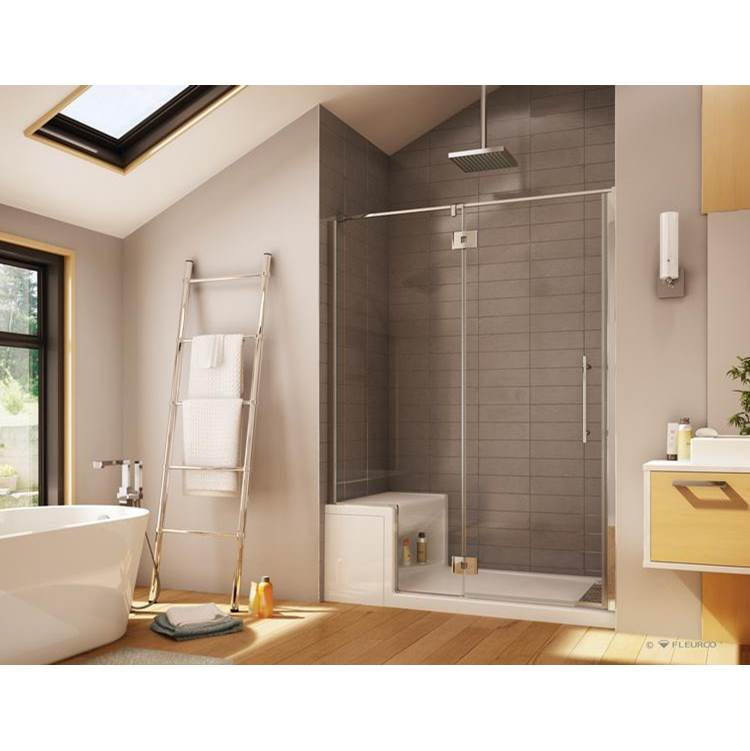 Fleurco Canada Seated Bases Shower Bases item PLALP57-11-40L-RA-79