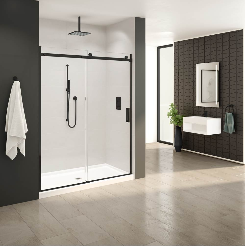 Fleurco Canada Sliding Shower Doors item NH160-11-40-75