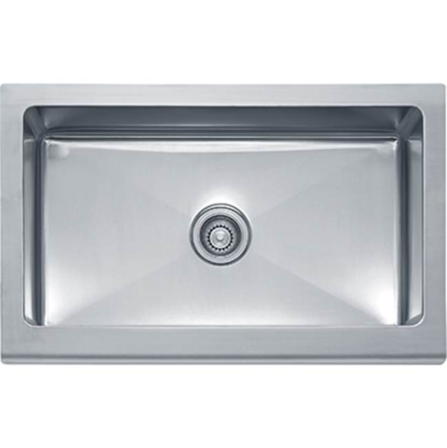 Franke Residential Canada Drop In Kitchen Sinks item MHX710-33-CA