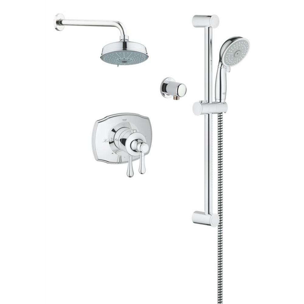 Grohe Canada  Shower Systems item 117170