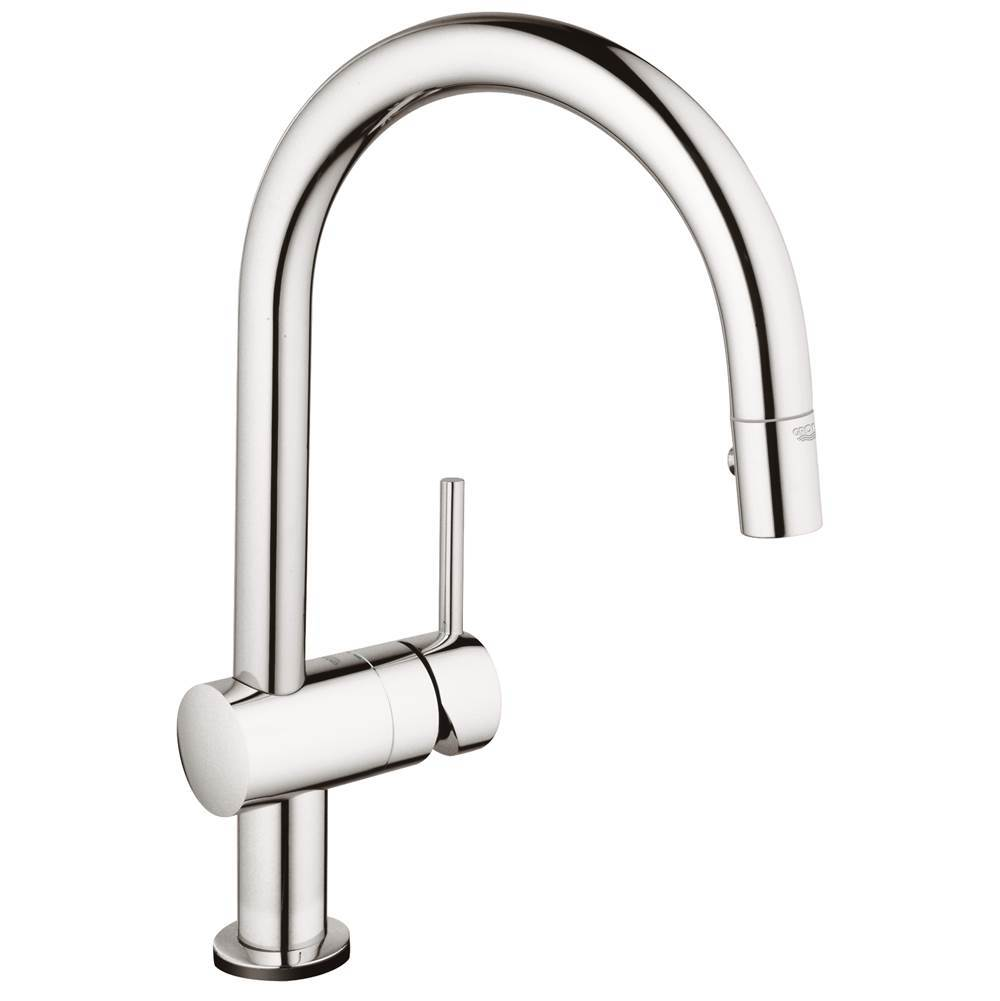 Grohe Canada Single Hole Kitchen Faucets item 31378000
