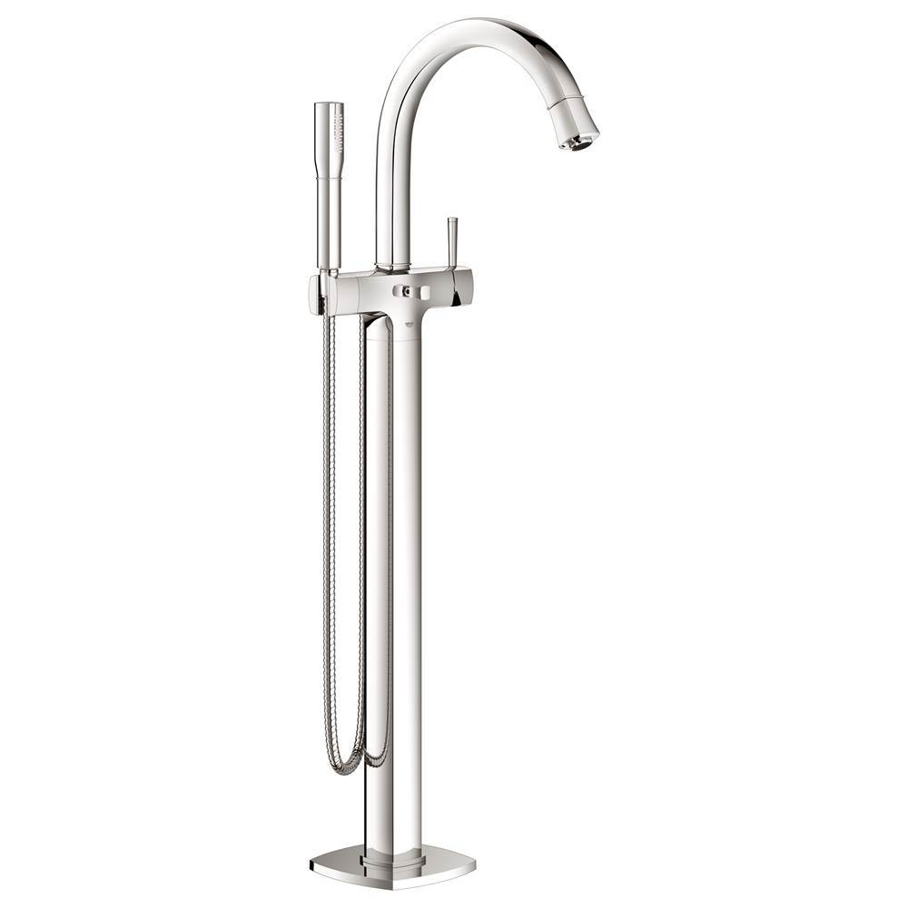 Grohe Canada Floor Mount Tub Fillers item 23318000