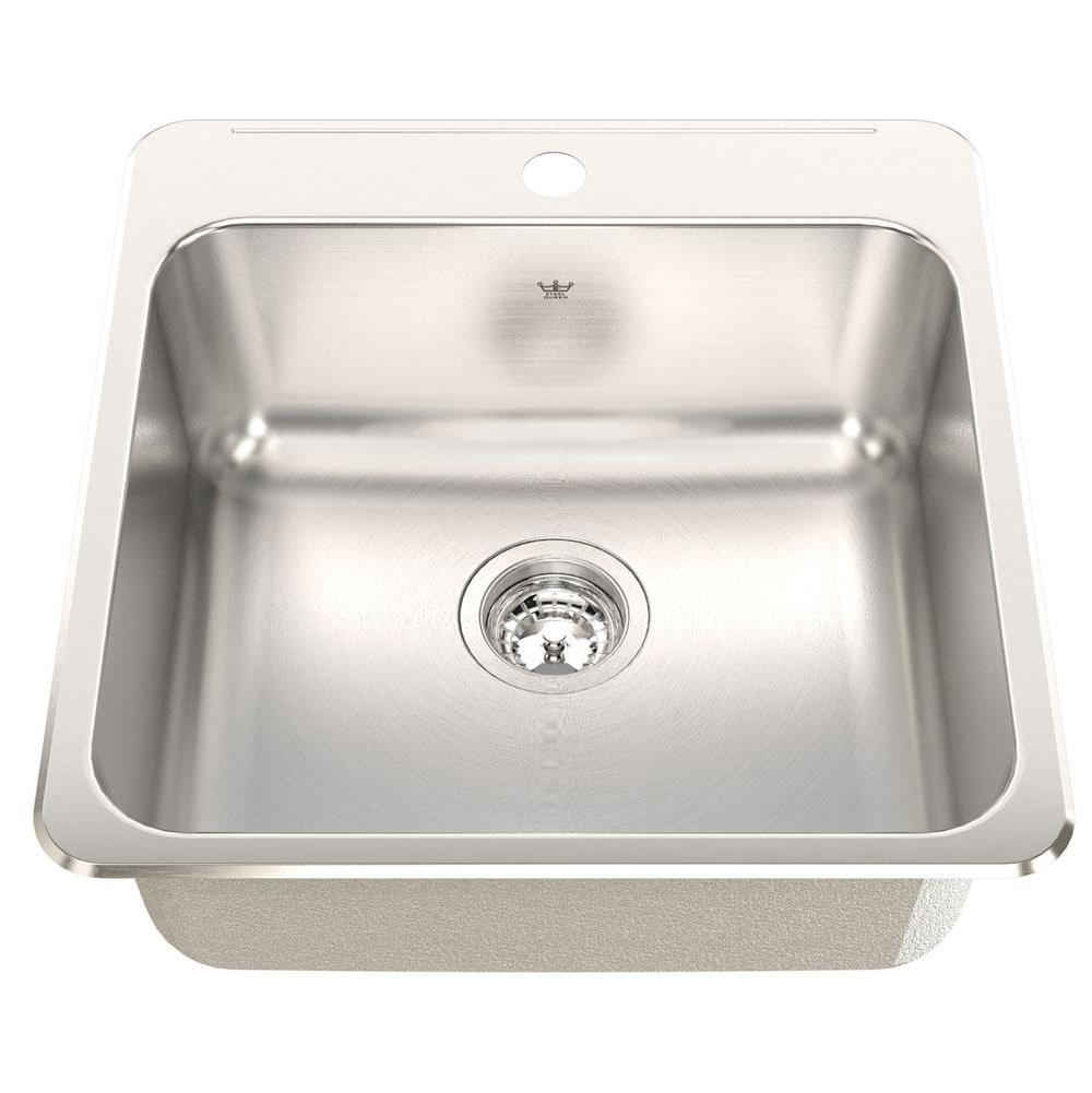 Kindred Canada Drop In Bar Sinks item CSLA2020/8S/1