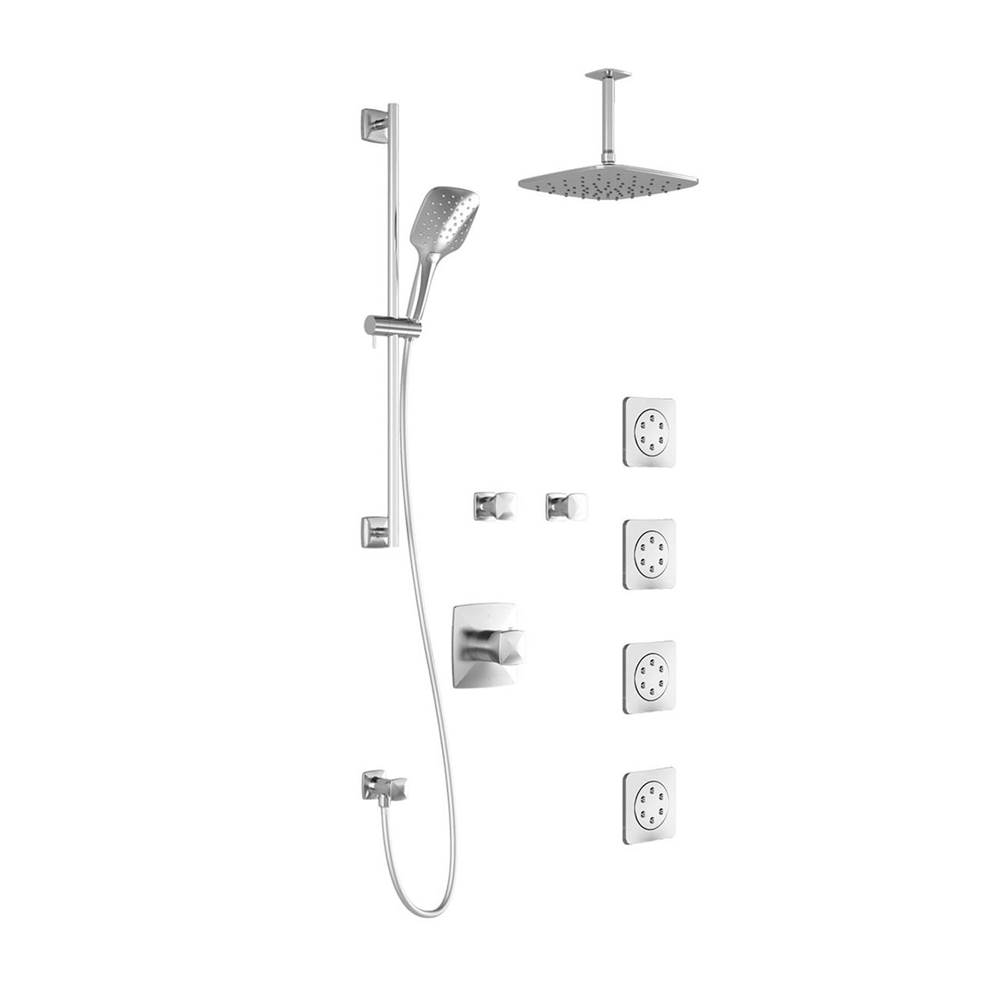 Kalia Canada Complete Systems Shower Systems item BF1180-110-101