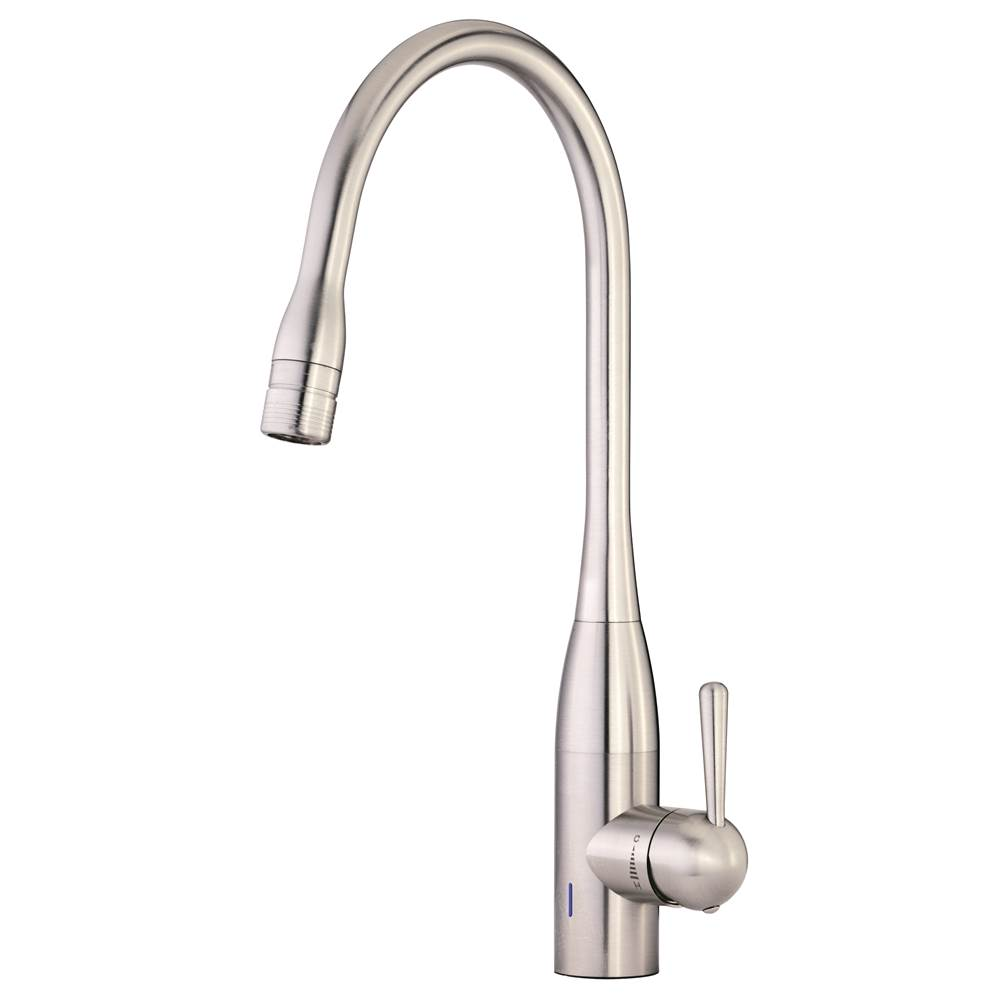 Lenova Canada Single Hole Kitchen Faucets item F-SS-OZ-C-101