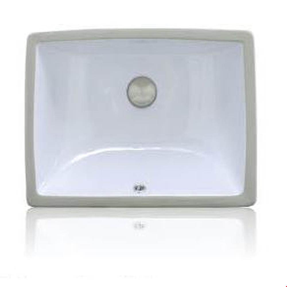 Lenova Canada Undermount Bathroom Sinks item PU-01-W