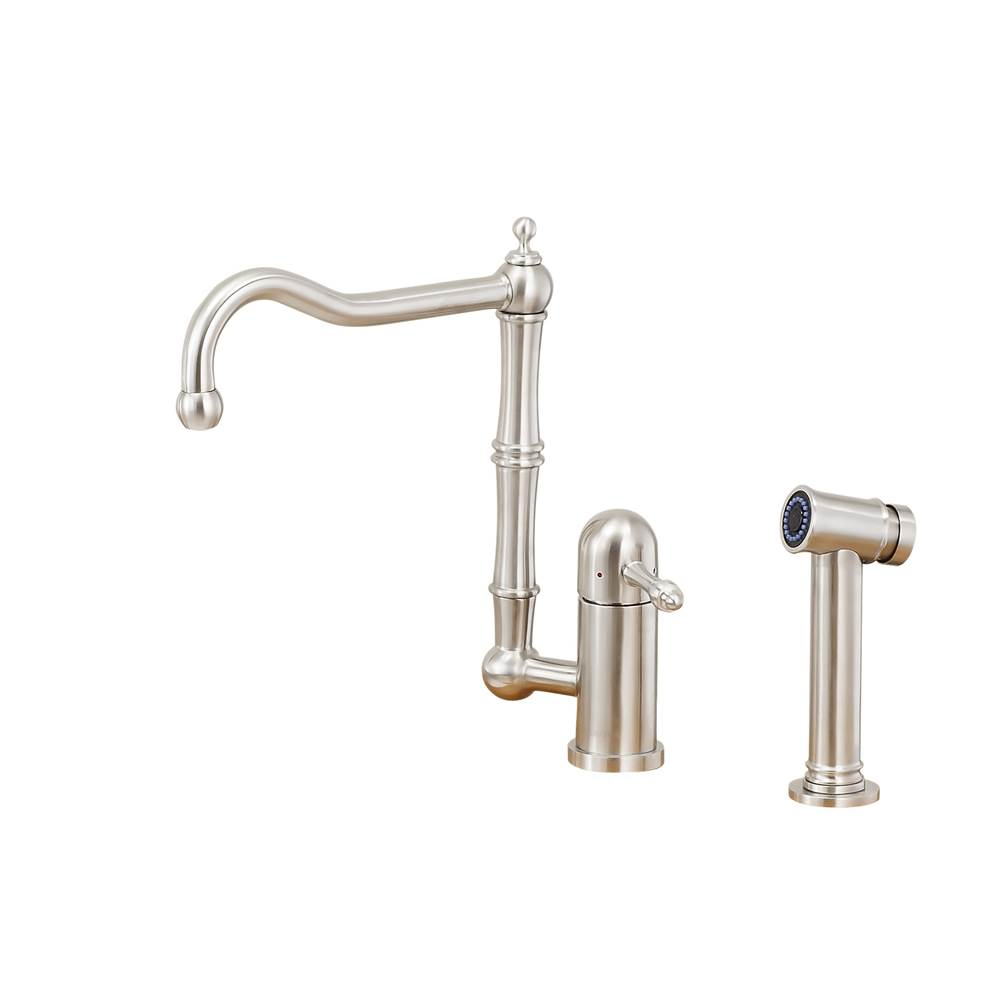 Lenova Canada Single Hole Kitchen Faucets item SK301