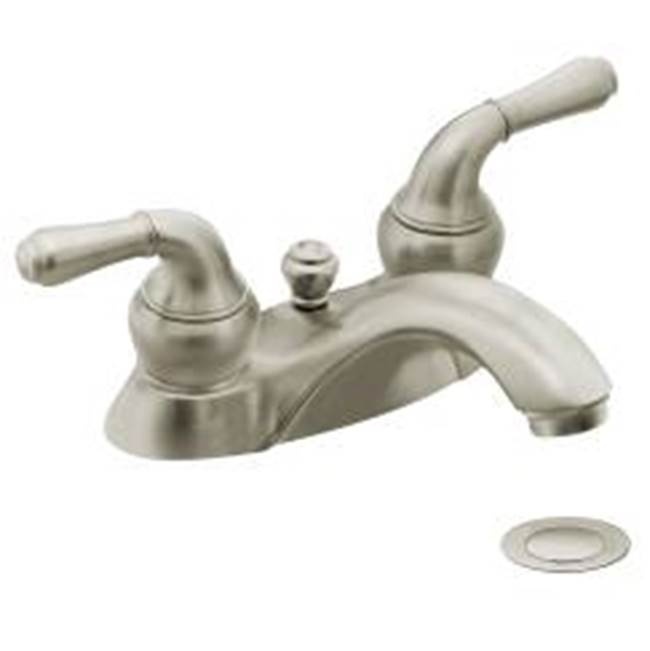 Moen Canada Centerset Bathroom Sink Faucets item 4551BN