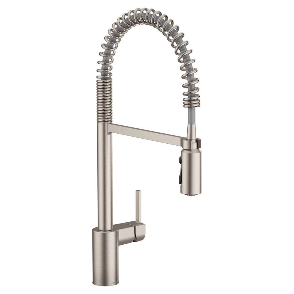Moen Canada Single Hole Kitchen Faucets item 5923SRS