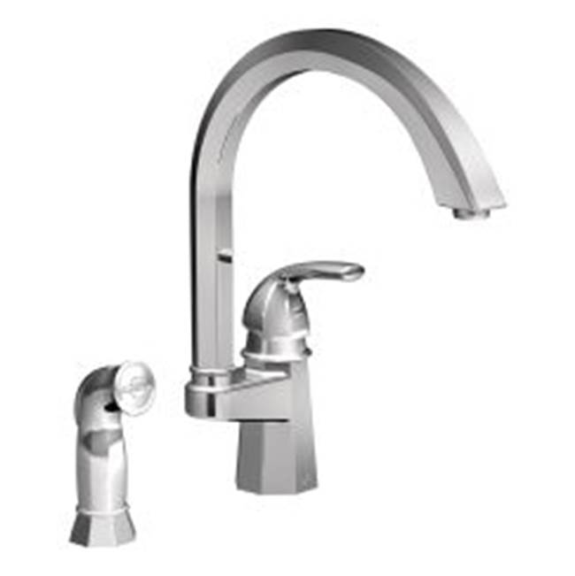 Moen Canada Single Hole Kitchen Faucets item S741