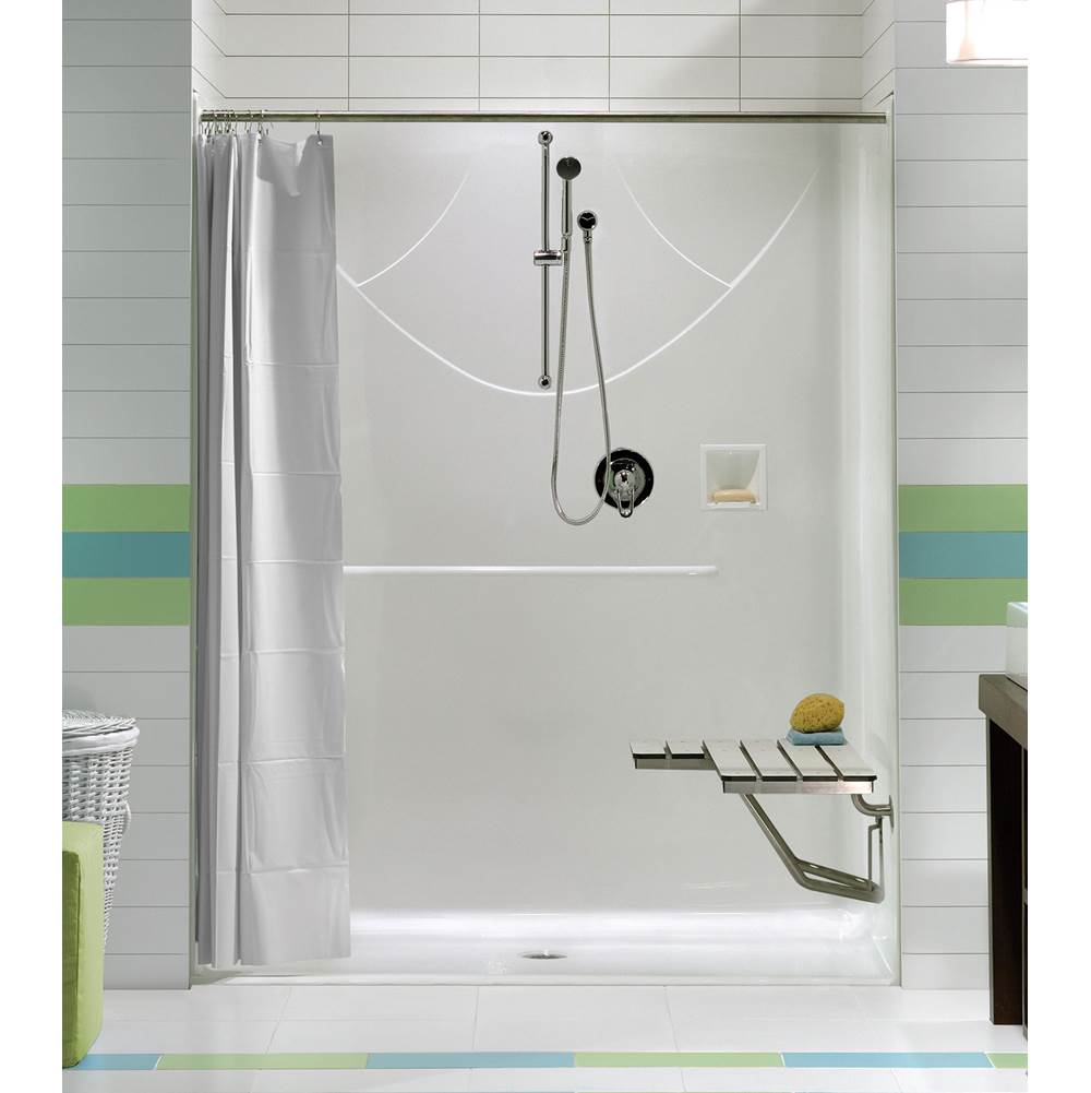 Maax Canada Showers Outlook Bfs 60f | Bathworks Showrooms