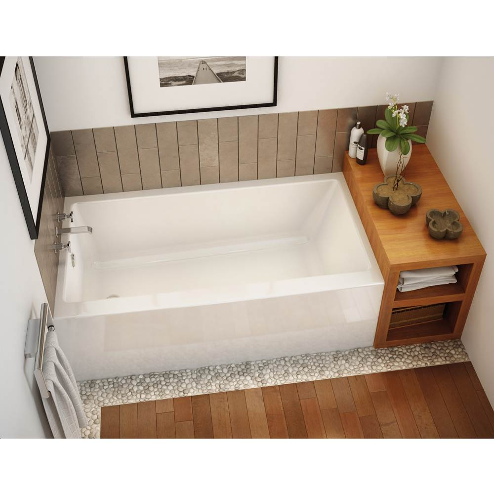 Maax Canada Three Wall Alcove Soaking Tubs item 105734-L-000-001