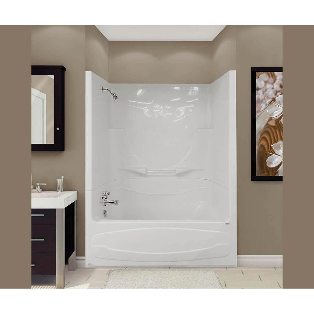 Maax Canada Three Wall Alcove Air Bathtubs item 101098-SR-091-001