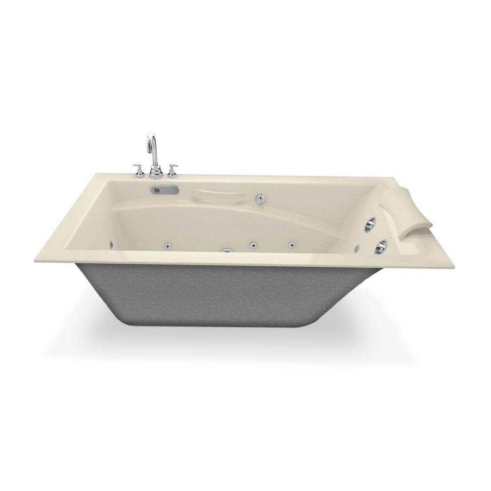 Maax Canada Three Wall Alcove Whirlpool Bathtubs item 101265-R-000-004