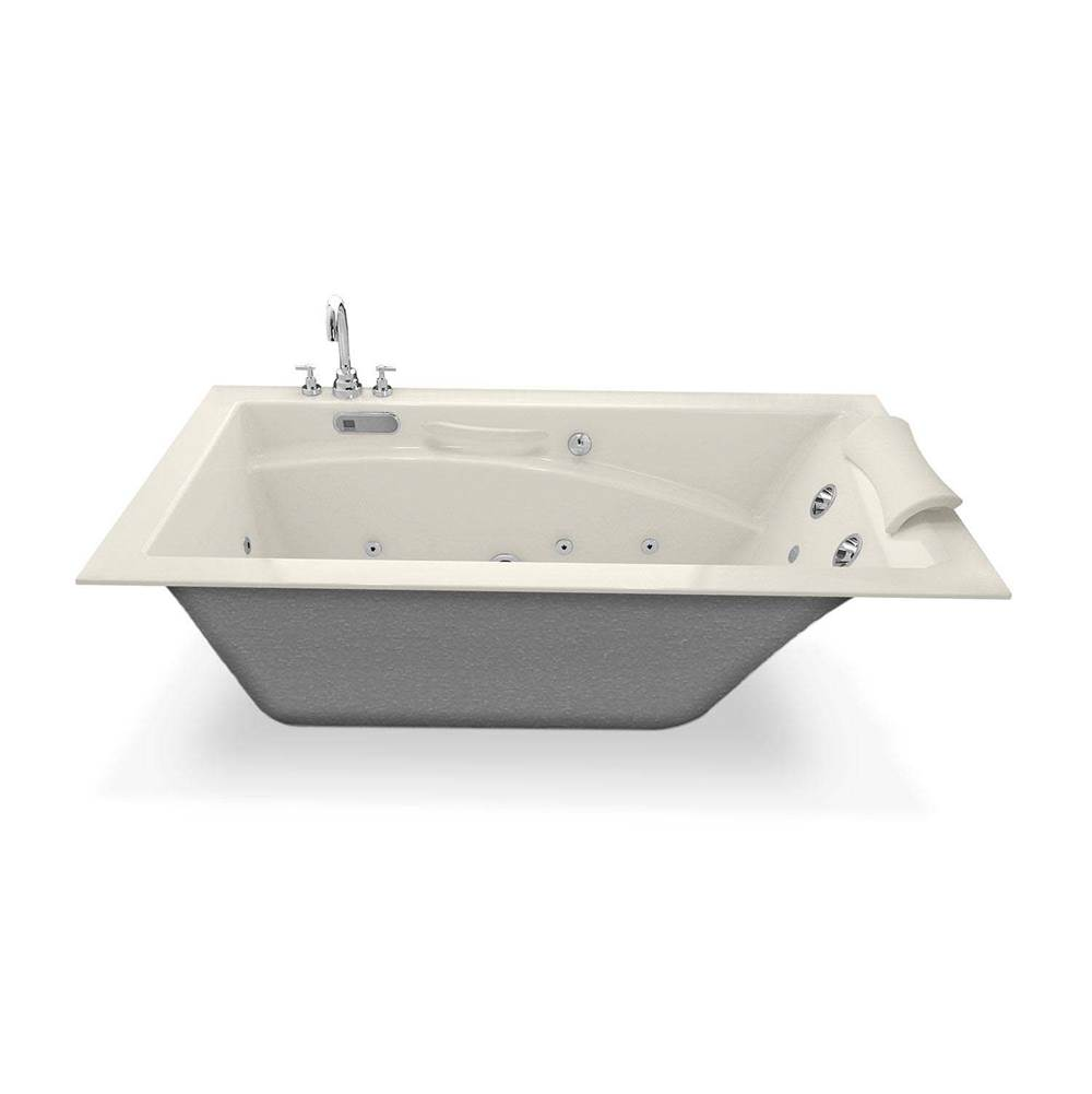 Maax Canada Three Wall Alcove Whirlpool Bathtubs item 101269-L-054-007