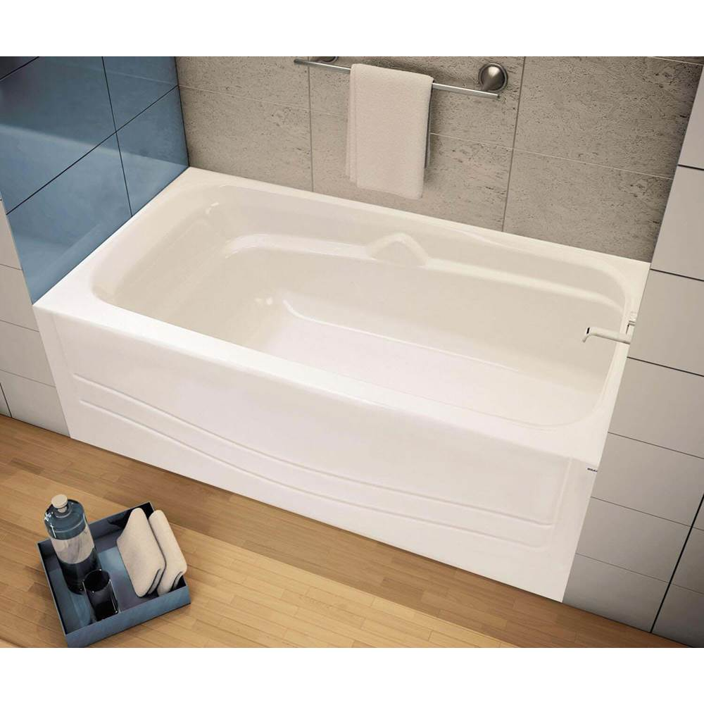 Maax Canada Three Wall Alcove Whirlpool Bathtubs item 102576-L-001-006