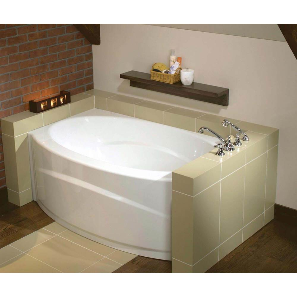 Maax Canada Three Wall Alcove Air Bathtubs item 102895-R-103-001