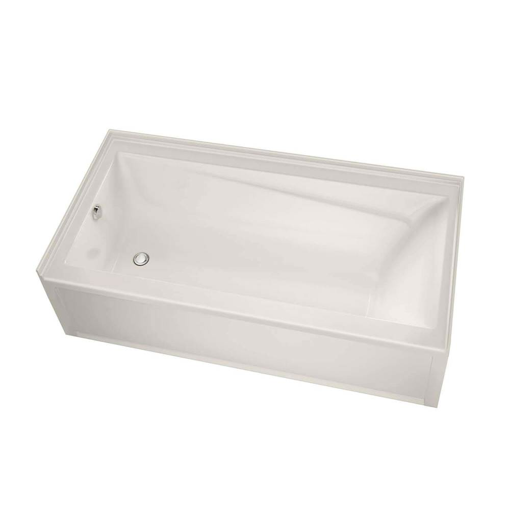 Maax Canada Three Wall Alcove Whirlpool Bathtubs item 105548-R-001-007