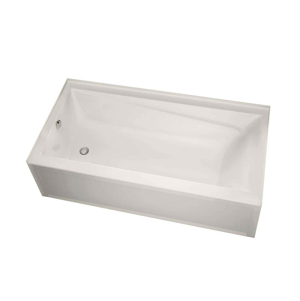 Maax Canada Three Wall Alcove Whirlpool Bathtubs item 106176-L-001-007