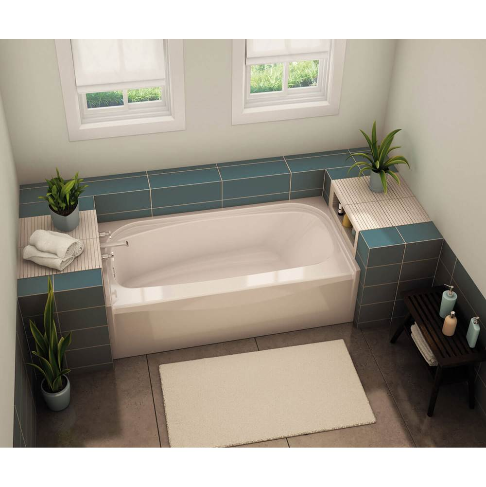 Maax Canada Three Wall Alcove Soaking Tubs item 148008-L-000-006